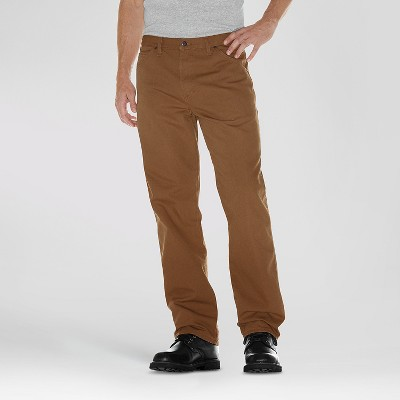 Dickies® Men's Relaxed Straight Fit Canvas Carpenter Jeans