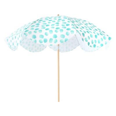 7 2 x 7 2 round patio umbrella opalhouse