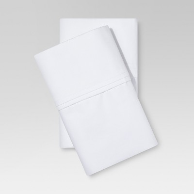 400 Thread Count Solid Performance Pillowcase Set - Threshold™