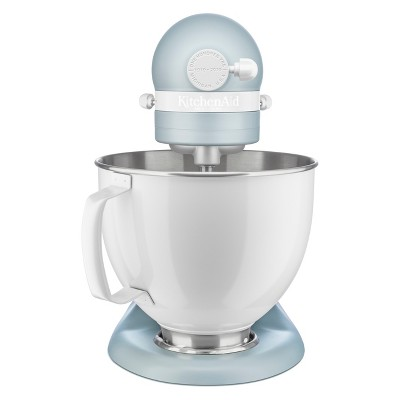 kitchen aid mixers islands kitchenaid 5qt limited edition stand mixer misty blue ksm180rpmb target