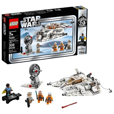 LEGO Star Wars Snowspeeder - 20th Anniversary Edition 75259