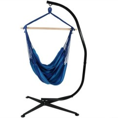 Hanging Chair Decor Function Accessories Covers Jumbo Rope Hammock Swing And Stand Beach Oasis Sunnydaze Target