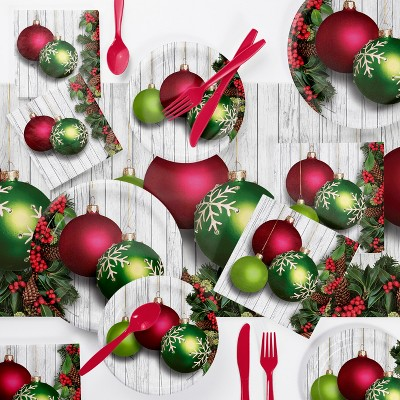 Christmas Ornaments Party Supplies Kit Target