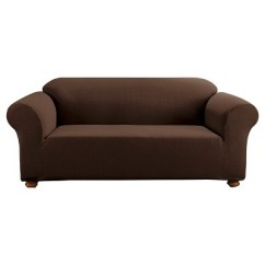 Stretch Morgan 1 Piece Sofa Furniture Cover Manstad Bed Sure Fit Subway Target