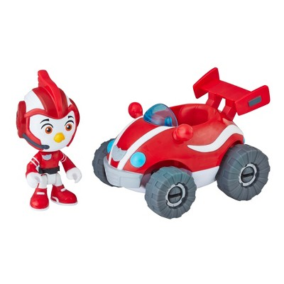 Nickelodeon Top Wing Rod And Vehicle Target
