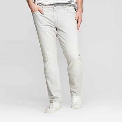 Men's Tall Slim Fit Jeans - Goodfellow & Co™ Gray
