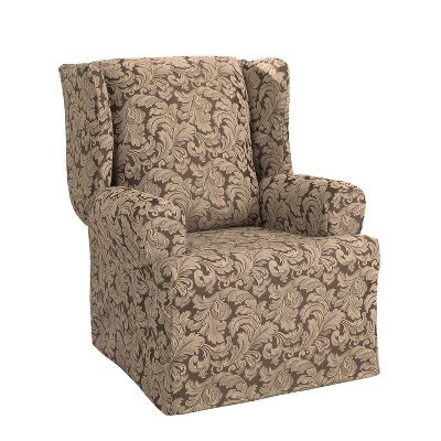 sure fit wing chair slipcover does medicare pay for lift chairs scroll target