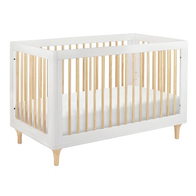 Babyletto Lolly 3-in-1 Convertible Crib with Toddler Rail