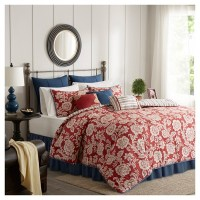 Rose Cotton Twill Comforter Set 9pc : Target
