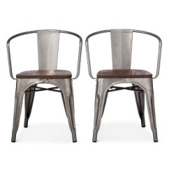Target Metal Chairs Motorized Easy Chair Carlisle Dining Threshold