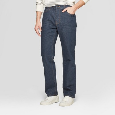 Men's Straight Fit Jeans - Goodfellow & Co™ Blue Gray
