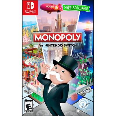 Monopoly Nintendo Switch Target