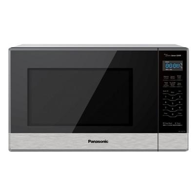 panasonic 1 2 inverter microwave stainless steel nn sn67hs
