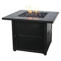 Uniflame Slate Tile LP Gas Fire Pit : Target