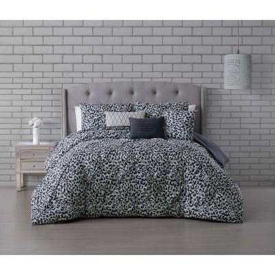 Corinna Pintuck Comforter Set - Addison Home