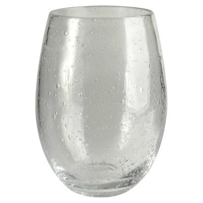Artland Iris 20oz 4pk Stemless Glass Tumblers