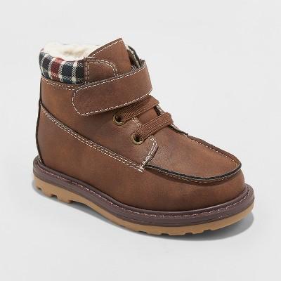 Toddler Boys' Kiefer Sneakers - Cat & Jack™ Brown