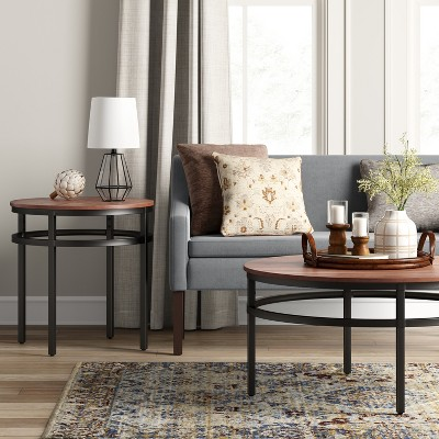 living room settee benches new york loft style nashua bench with short back gray fabric threshold target