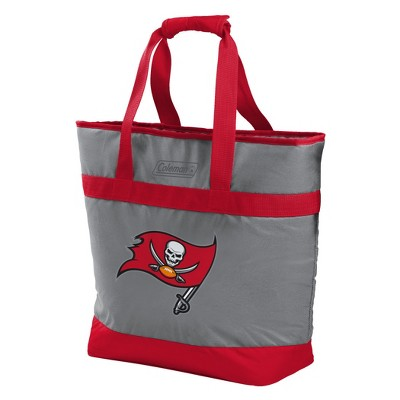 NFL Tampa Bay Buccaneers Rawlings 30-Can Soft Sided Cooler Tote