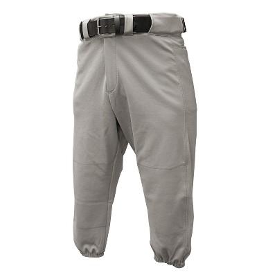 Franklin Sports Youth Baseball Pants - M - Gray
