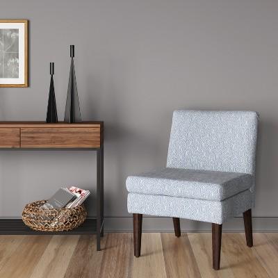 modern slipper chair home studio winnetka light gray project 62 target