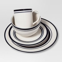 Blue Stoneware Dinnerware | Tableware | Compare Prices at ...
