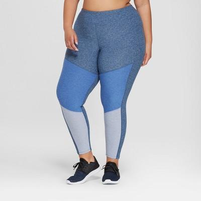 Women's Plus Size High-Waisted 7/8 Leggings - JoyLab™