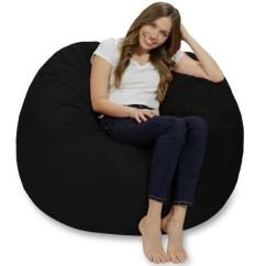 Foam Bean Bag Chair Rocking Cusions Relax Sack 4 Ft Target