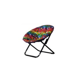 Adult Saucer Chair Swivel On Casters Emoji Pals Target