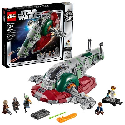 LEGO Star Wars Slave l - 20th Anniversary Edition 75243