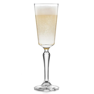 Libbey Capone Champagne Flutes 5.9oz - Set of 4