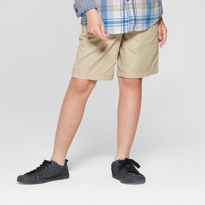 Boys' Pull-On Chino Shorts - Cat & Jack™
