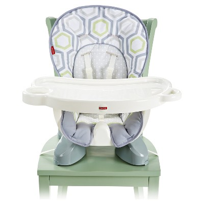 fisher price rainforest healthy care high chair 2 yoga ball for kids spacesaver target