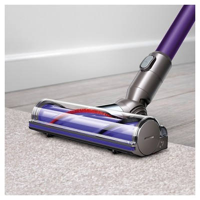 Image of: Attachments Target Dyson V6 Animal Cordfree Stick Vacuum Target