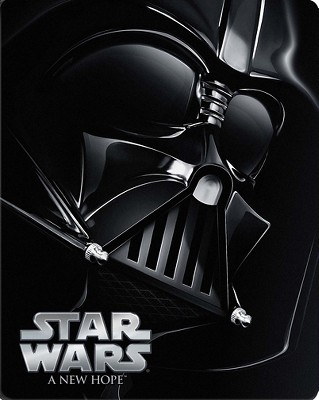 Star Wars Episode IV: A New Hope (Steel Book) (Blu-Ray)