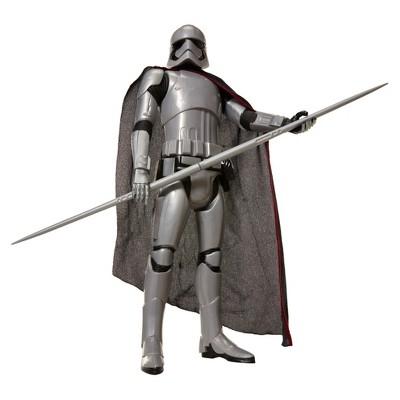 "Star Wars: The Last Jedi Captain Phasma Action Figure 18"""