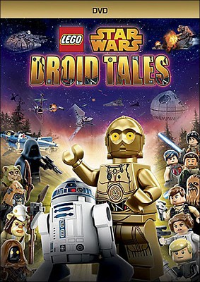 Lego Star Wars - Droid Tales (DVD)