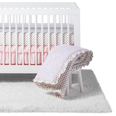 Sweet Jojo Designs Crib Bedding Set - Amelia - 11pc
