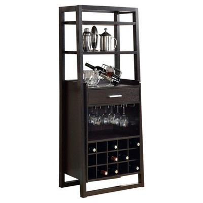 Home Bar Ladder Style Cappuccino - EveryRoom®