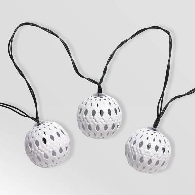 LED Solar String Lights White - Smart Solar