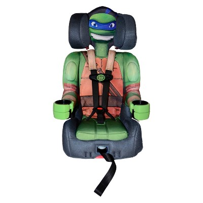 ninja turtles chair cover hire exeter kidsembrace nickelodeon teenage mutant leo combination harness booster car seat target