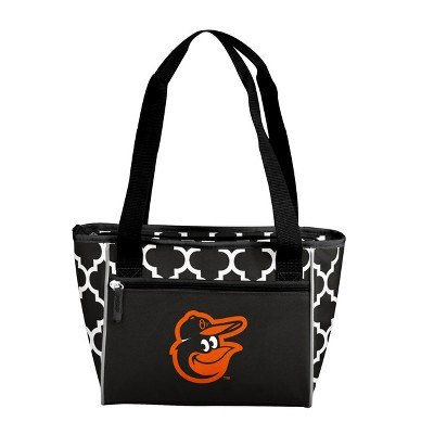 MLB Baltimore Orioles 16 Can Cooler Tote