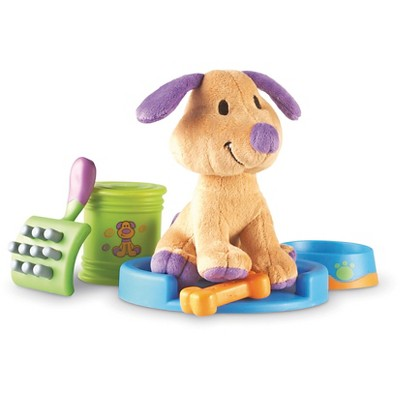 Learning Resources New Sprouts Puppy Play! My Very Own Pet Set