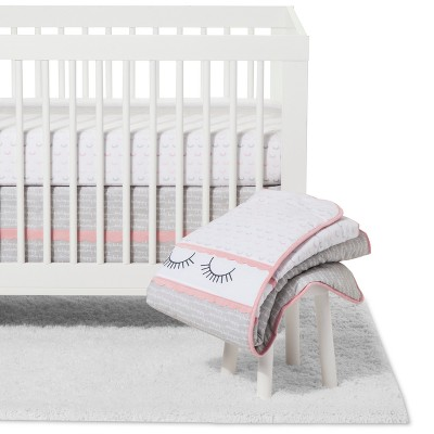Trend Lab® Crib Bedding Set - Be Happy - 3pc