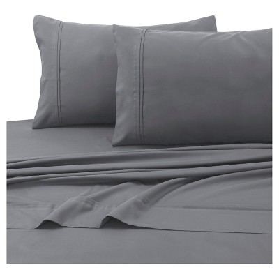 Luxury Microfiber Solid Deep Pocket Sheet Set 110 GSM - Tribeca Living®