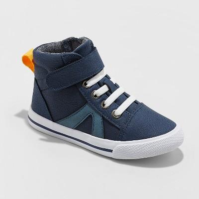Toddler Boys' Louis Sneakers - Cat & Jack™ Navy