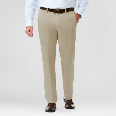Haggar H26® Men's Classic Fit No Iron Stretch Pants