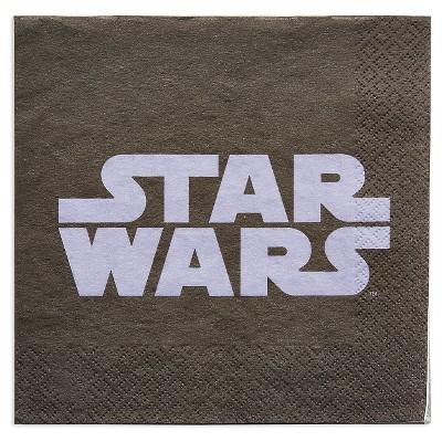 16 ct Star Wars Napkin