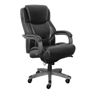 la z boy big man chair canyon swing queenstown in new zealand delano tall bonded leather executive office