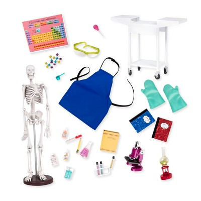 "Our Generation Schoolroom Science Lab for 18"" Dolls"